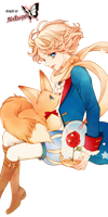 The Little Prince Render by Natsi90