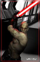 Darth Sion by NVent3d