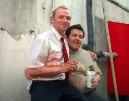 Shaun of the Dead by triforcetrifle