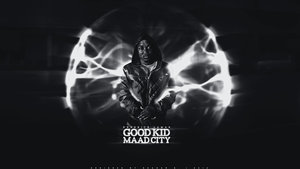 good kid, m.A.A.d city - Kendrick Lamar by sha-roo