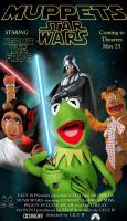 Muppets Star Wars by WaterLily-Gems