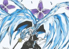 Bleach - Hitsugaya Toshiro by NeXusShawn