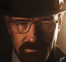 Heisenberg by RickyArt96