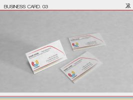 Business Card 03 by Kushtrim