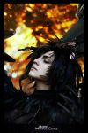 Howl's moving castle: Howl Demon 2 by GeshaPetrovich