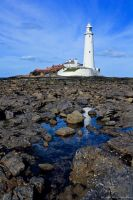 St. Mary's Lighthouse vi by Little-Miss-Splendid