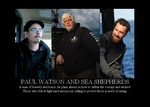 Paul Watson and Sea Shepherds by Winter-Phantom