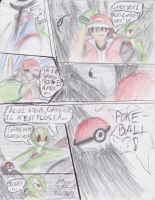 Why you Unown Pokeball? by Streled