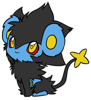 babby luxray by ponymonster