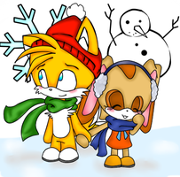 Tails and Cream by Milkate