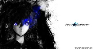 Black Rock Shooter by dhymz91
