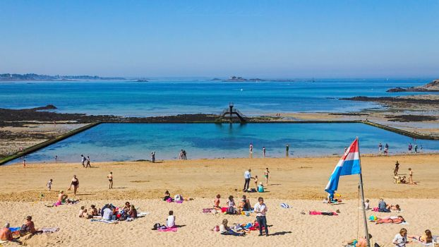 une journee de printemps Saint Malo1 by hubert61
