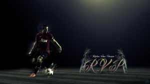 Robin Van Persie Wallpaper by ByWarf