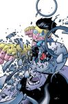 Invincible 37 cover by RyanOttley
