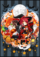 Halloween 2015 Event by SandraGH