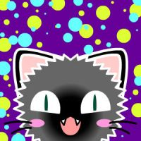 Party cat icon... by kittycat727