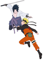 Legendary Fight by Naruto-lover16