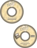 Katawa Shoujo Game Box CD/DVD disk design by PrimPalver