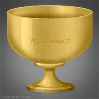 Trophy Icon by roflmfaoo