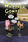 Waddles and Gompers: Adventures in Science by Finglonger