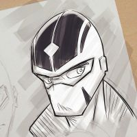 Fantomex by kaicastle