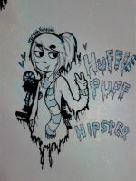 Hipster puntojotapeje by When-septemberends