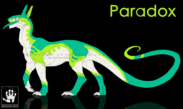 Paradox 2016 by DemonML