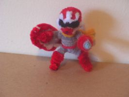 Break Man (ProtoMan) by fuzzyfigureguy