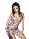 PNG - Lucy Hale by Andie-Mikaelson