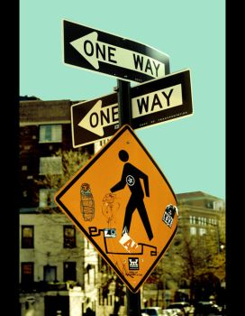 One Way by almostlighthearted