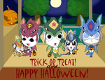 Trick Or Treat... by CassedyDuel