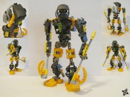 Toa of Iron by Timbertail