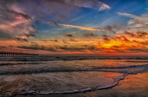 Warming the sky by 904PhotoPhactory