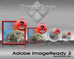 Adobe ImageReady 3 by weboso