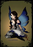 Fairy Alice Liddell by LadyIlona1984