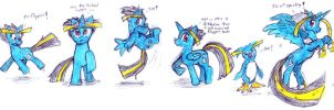 Ice Song Transformation Meme Study by TRice01