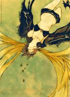 Black Rock Shooter color by phonglong