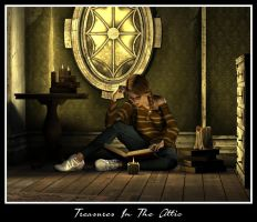 Treasures In The Attic by Ostseezicke