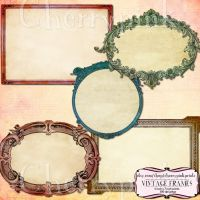 Ornate frames by miabumbag