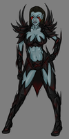 TESV: Impractical Armour by Zethian