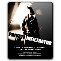 Private Infiltrator by dylonji
