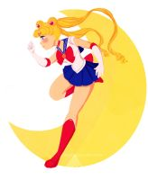 Sailor Moon! by YaneYing