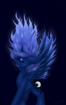 Princess Luna by Jaskierpl