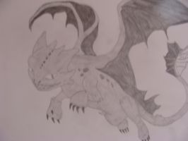 Toothless by Intruder16