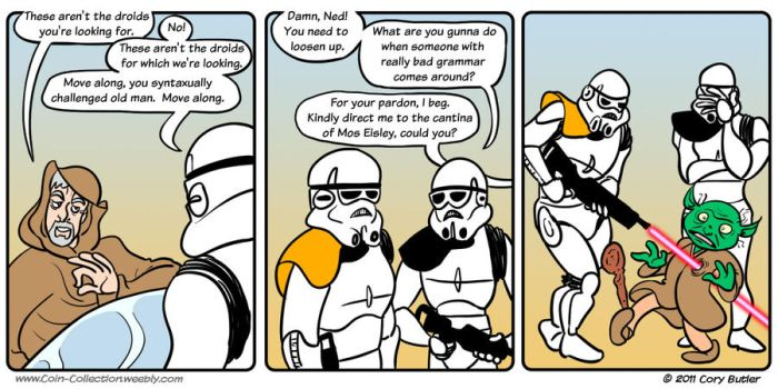Word Order 66 by CoinCollection