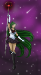 Sailor Pluto by dreamerswork