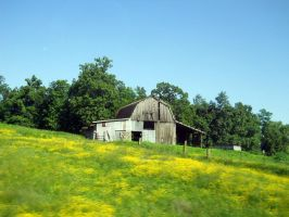 Barn Stock 2 by Orangen-Stock
