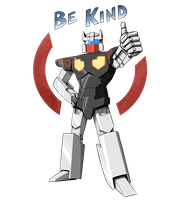 BE KIND by TheAlexicon