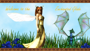 Banner for Enchanted Glade by KnightsNymph