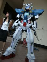 Gundam by Chickenforyou